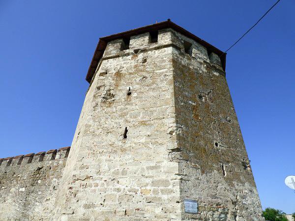 Бендерская крепость