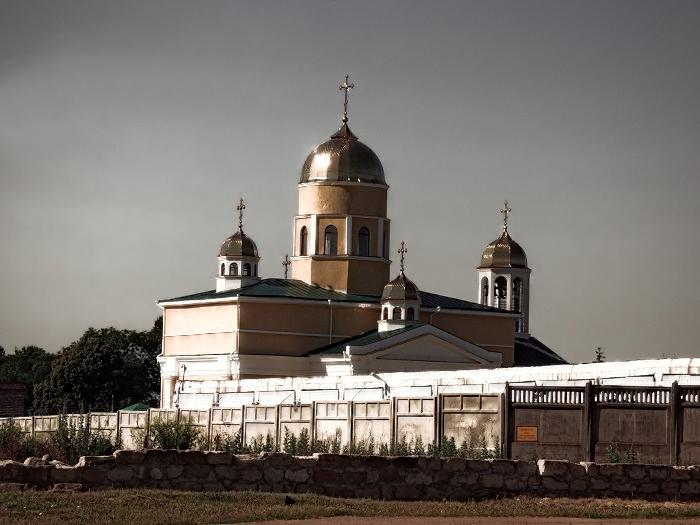 Церковь Бендерской крепости