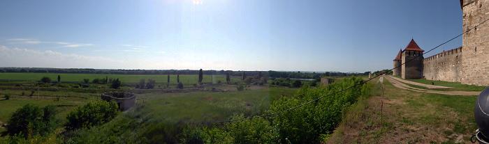 Фото панорама достопримечательностей