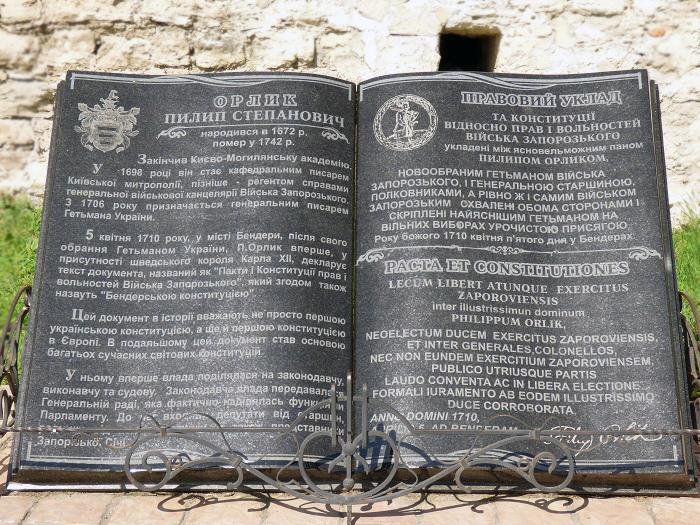 Конституция Орлика