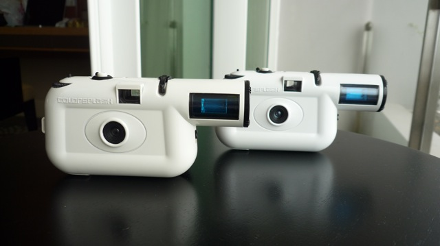 Фотоаппарат Colorsplash