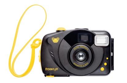 фотоаппарат Frogeye Underwater