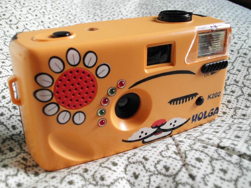 фотоаппарат Holga K202