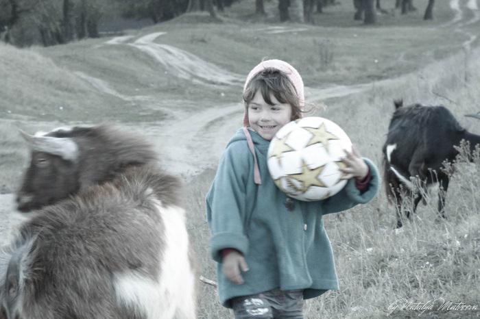 Маленькая пастушка by Natalya Matveeva
