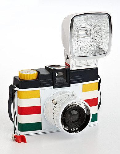 фотоаппарат Diana F+