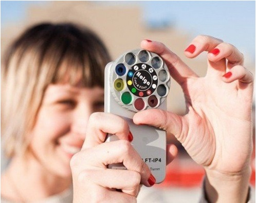 Фильтр-объектив Holga для Iphone