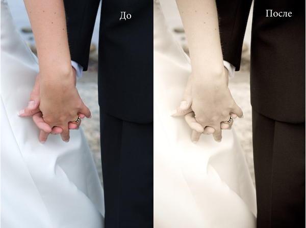 Свадебные пресеты для Лайтрума