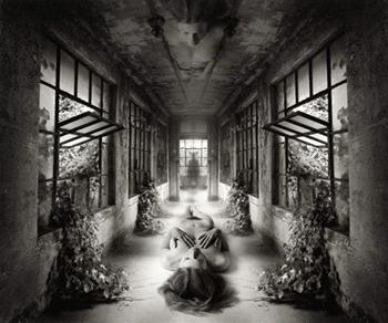 Self Reflection, Jerry N. Uelsmann, 2009