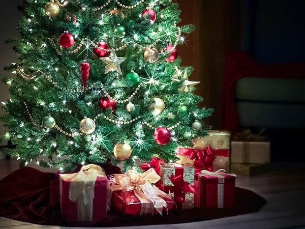 Рождественский пресет для Лайтрума