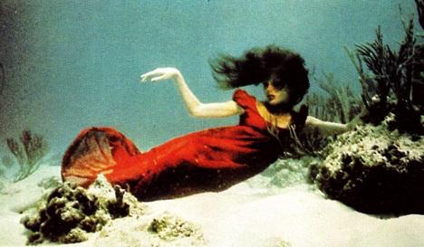 Флип Шулке, Подводная мода 1972