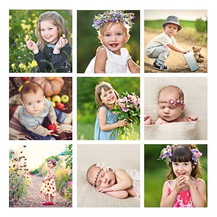 Пресеты для детских фотографий