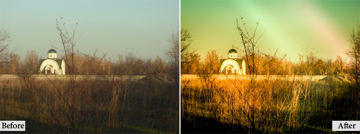пресет для Lightroom 5 All Colors HD