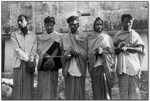 Bihari Prisoners, Bangladesh, 1971