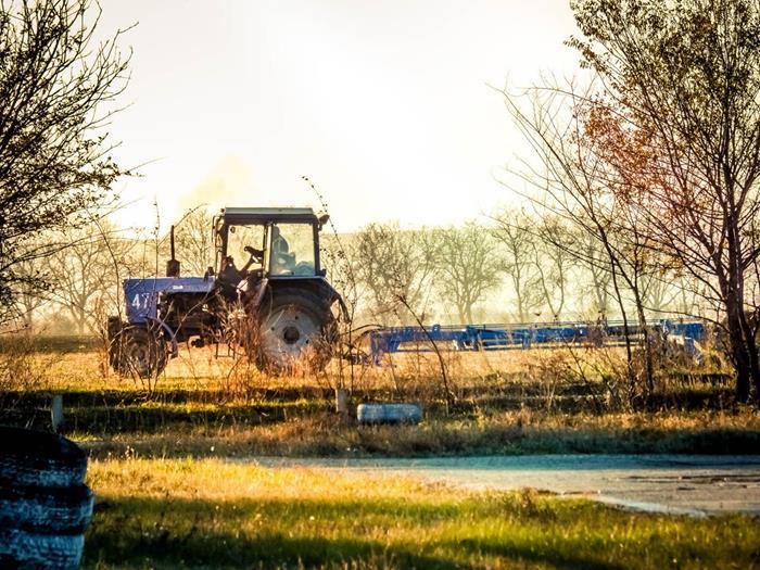 Фото трактора