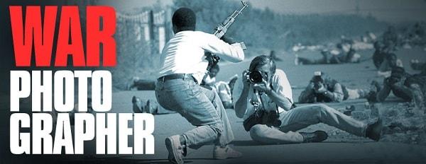 war photographer movie