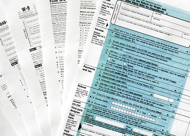 Shutterstock налоговая форма