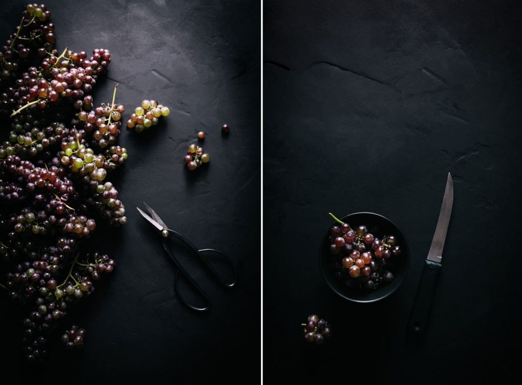 Food Photography One Light Set-Up 1