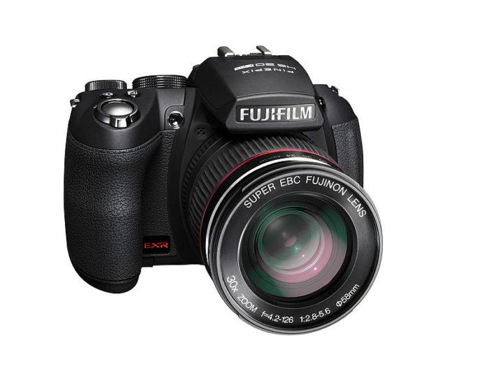Обзор камеры Fujifilm FinePix HS20 EXR