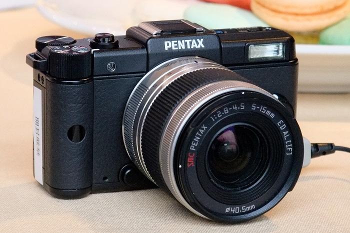 Обзор фотоаппарата PENTAX Q