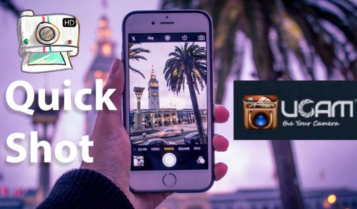 Как фотографировать на Андроиде