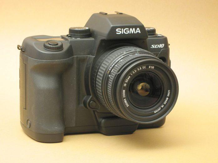 Фотоаппарат Sigma SD10