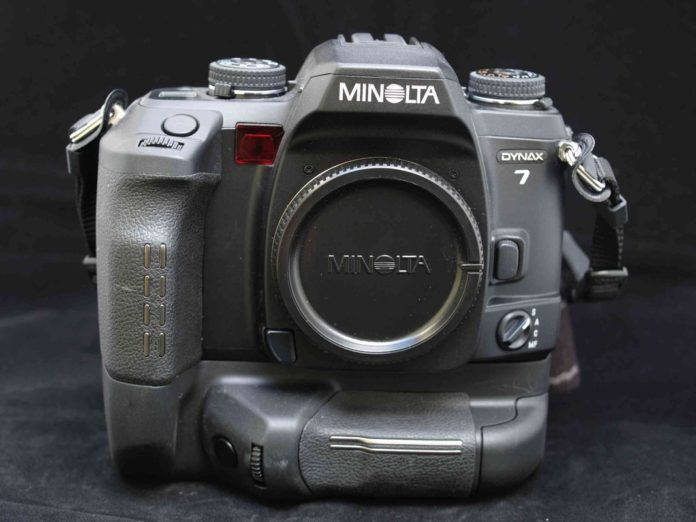 Фотоаппарат Minolta Dynax 7