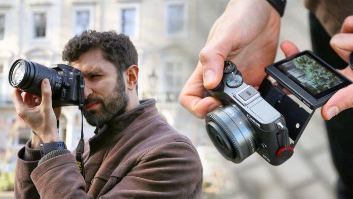 Компактный или зеркальный Dsrl фотоаппарат ?