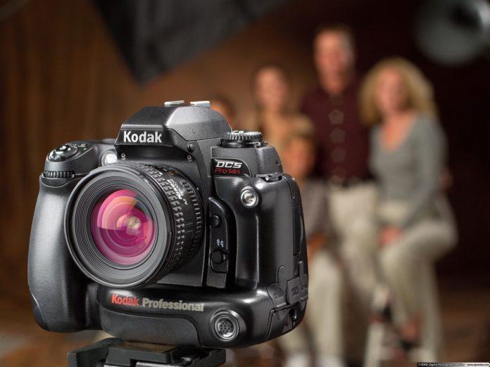 Фотоаппарат Kodak DCS Pro 14n