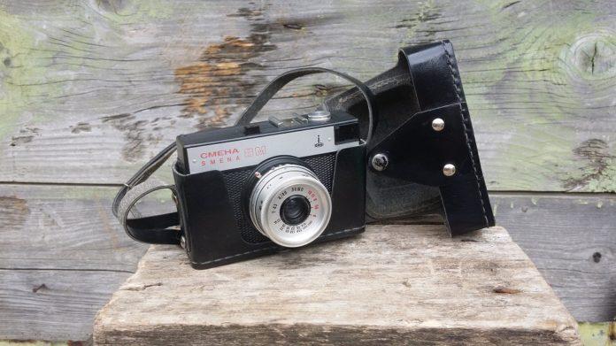 История появления первых советских фотоаппаратов
