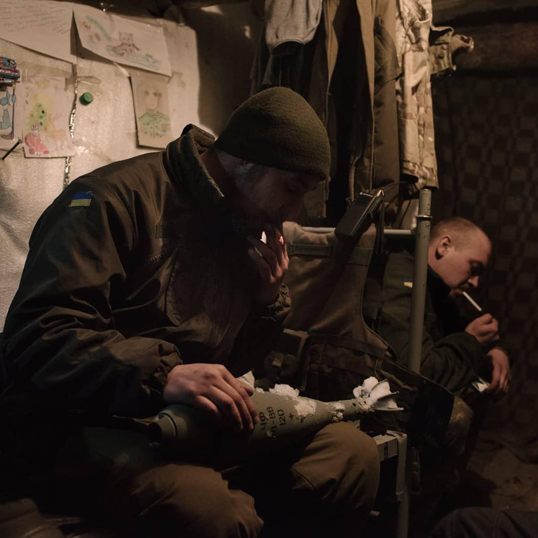 Пограничная полоса: истории с Донбасса