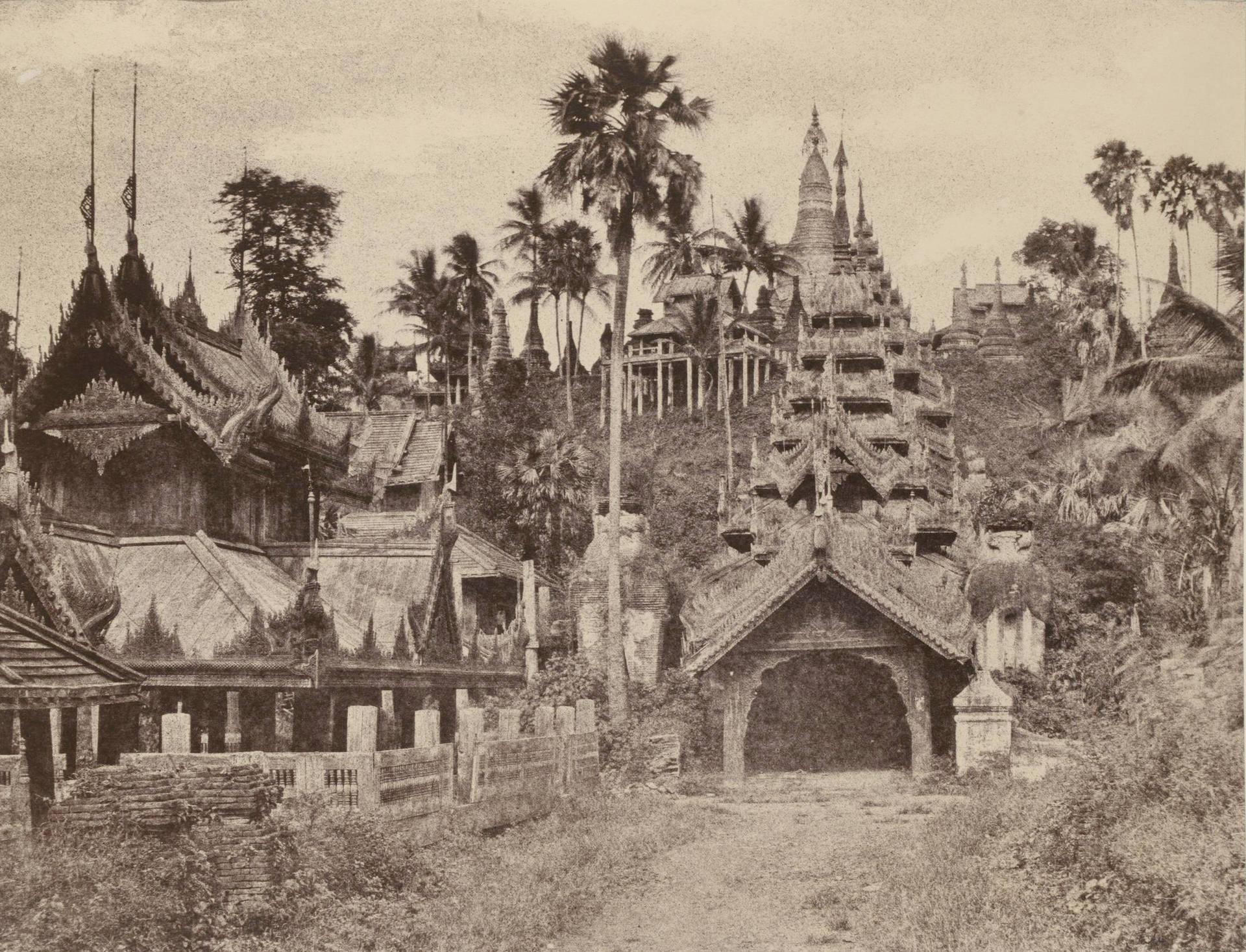 Фотографии Индии 19-ого века часть I