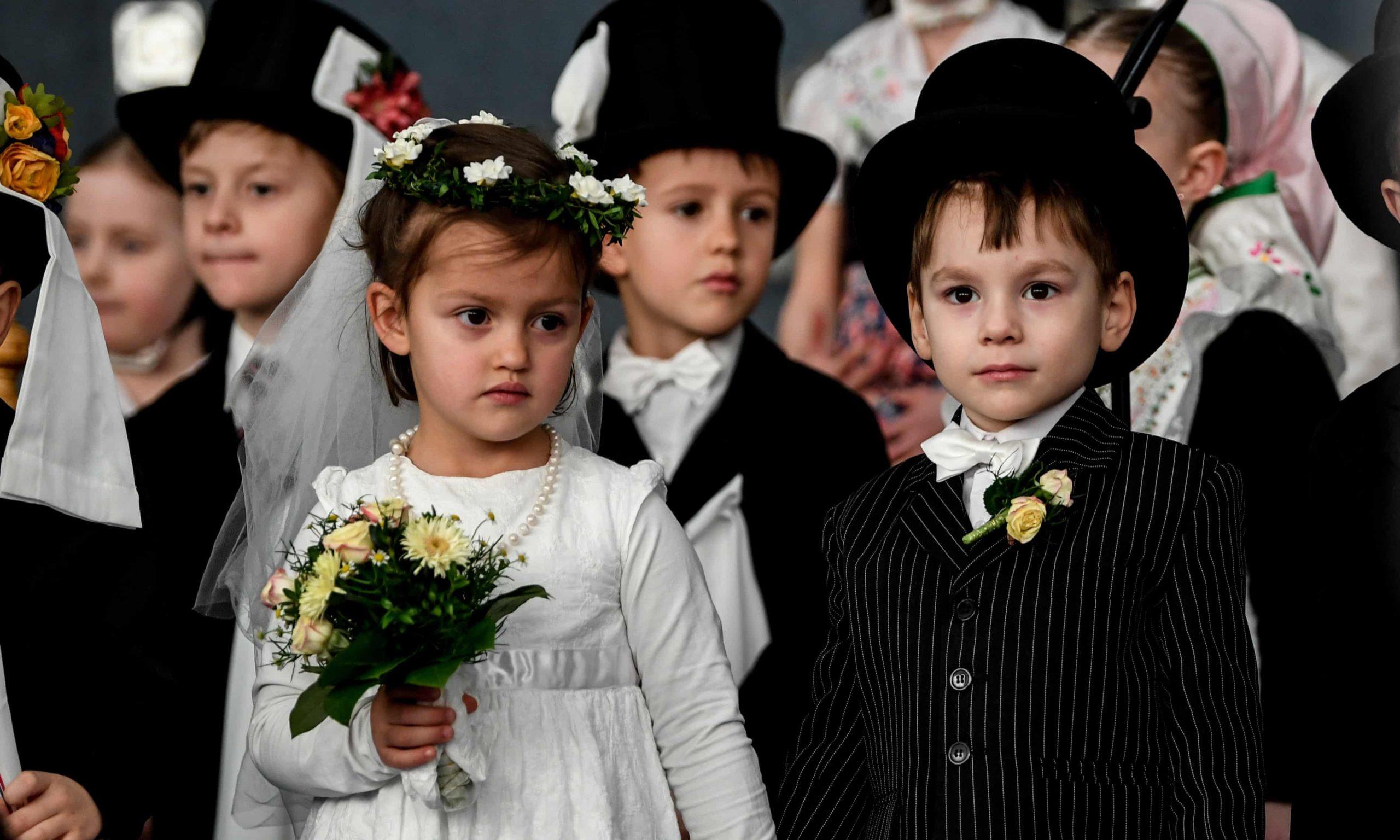 Фестиваль «Свадьба птиц» в фотопроекте Филипа Сингера