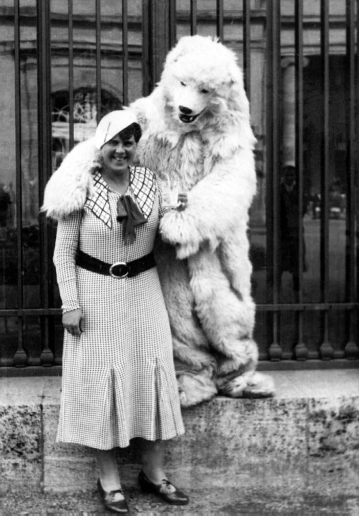 Белые медведи Йохена Райса