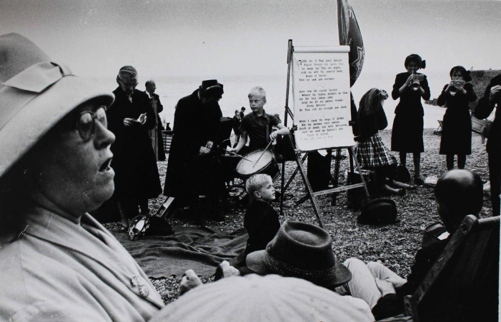 Занимательные британцы в фотографиях Тони Рея-Джонса