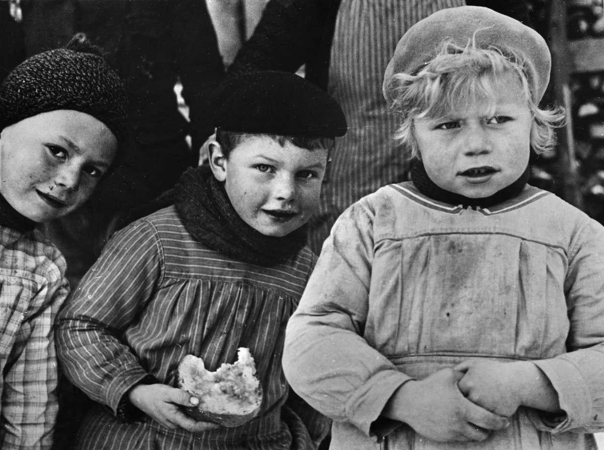 Дети эвакуированы из Эльзаса