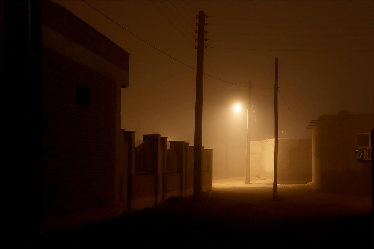 фотограф Алиреза Мемариани, Иран