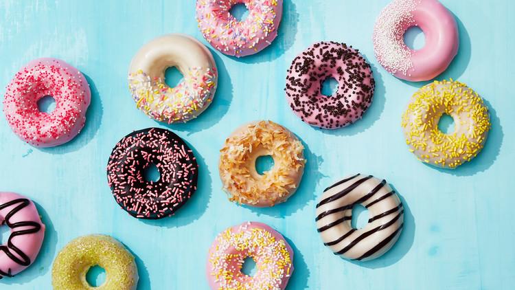 фото пончиков