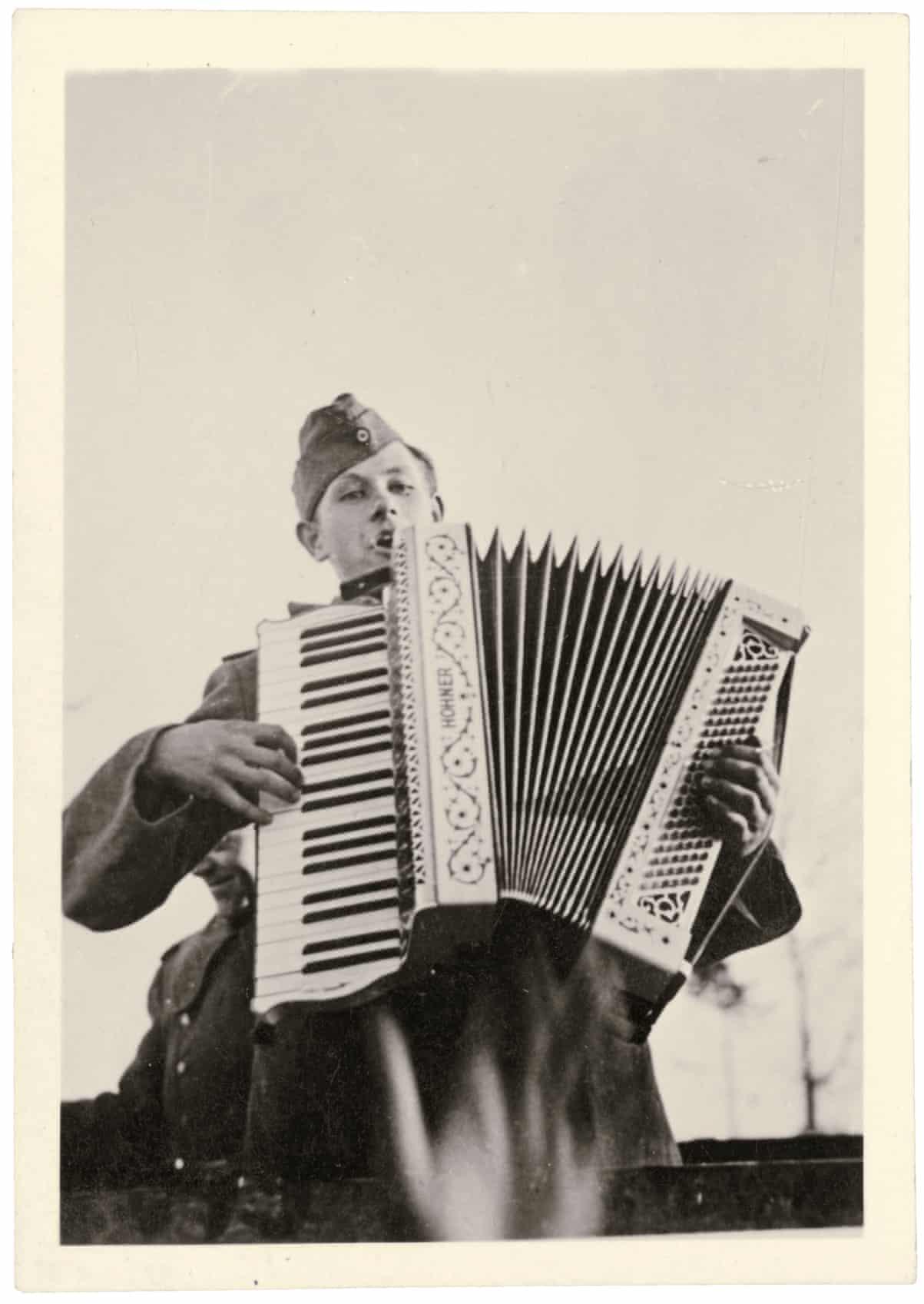 Вторая мировая война в фотографиях немецких солдат